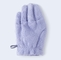 Thumb hairdryingglove lavender