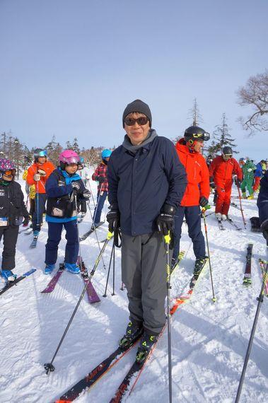 ウェア スキー