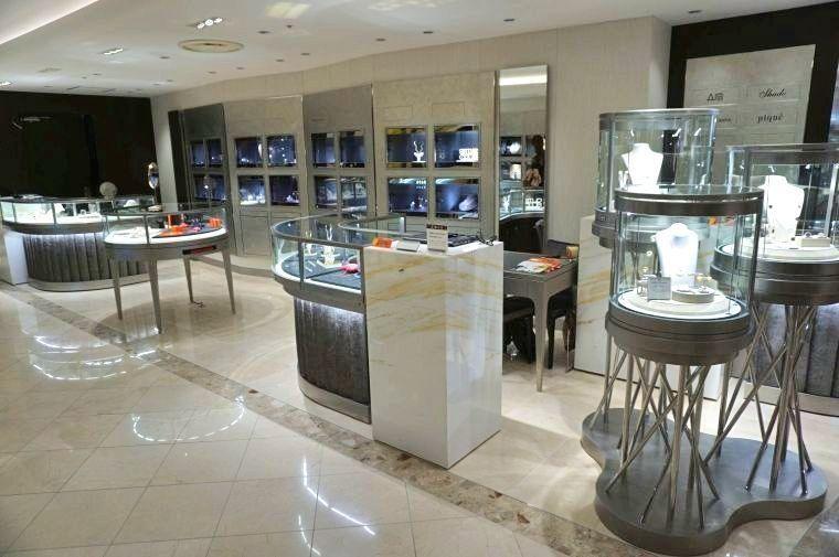 uk availability 7dc2c 57746 伊勢丹新宿本店 宝飾品と婦人靴売り場を改装オープン | 繊研新聞