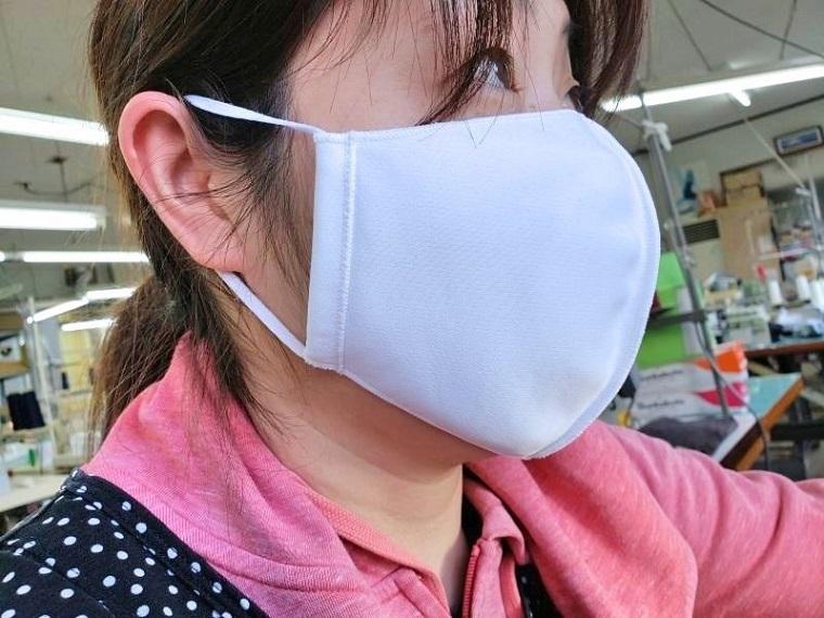 の 生地 マスク