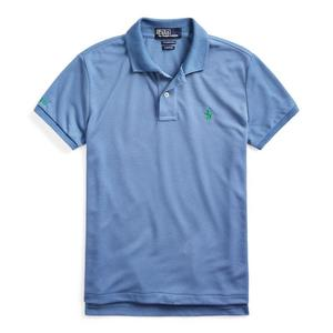 Medium earth polo classic fit french blue