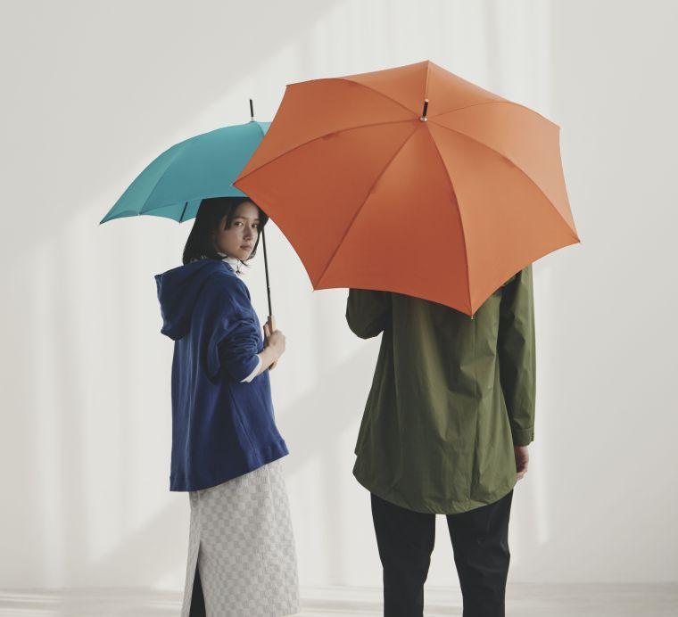 【PR】レイングッズのビコーズ ペットボトルリサイクル生地使用の傘「RE:PET」を発売