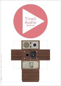 Medium tivoli radio