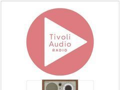 Small tivoli radio