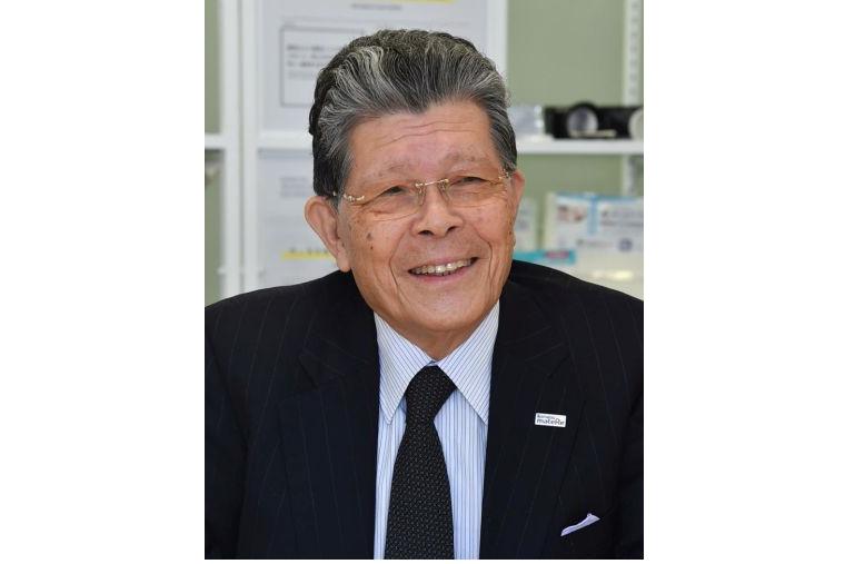 小松マテーレ会長 中山賢一氏 自然の声を聞く会社を目指す