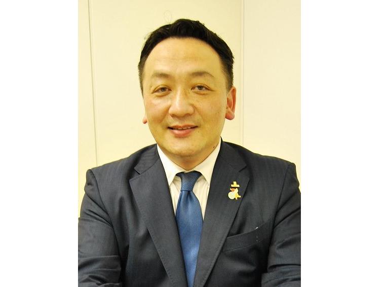エイチ・ツー・オーリテイリング経営企画室サステナビリティ推進部長 西田哲也氏 従業員の熱量の総和を高める