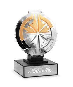 Medium tiffany mixi trophy final